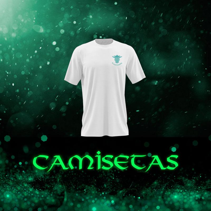 categoria camisetas escuela lucha Ragnarok